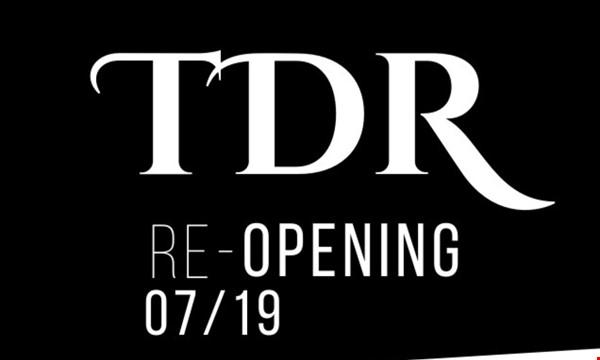 TDR Re-Opening