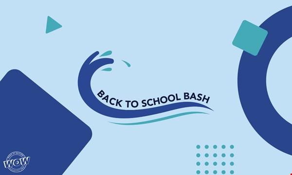 Back to School Bash