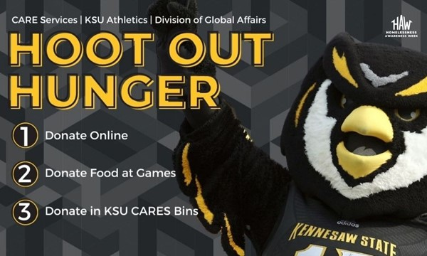 HAW: Hoot Out Hunger