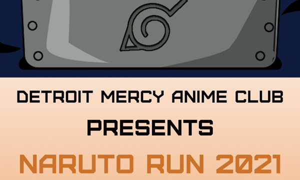 Naruto Run 2021