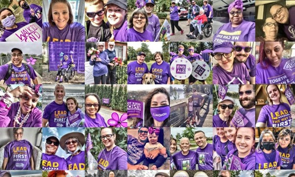 ***Virtual*** Volunteers Needed for the Walk to End Alzheimer's