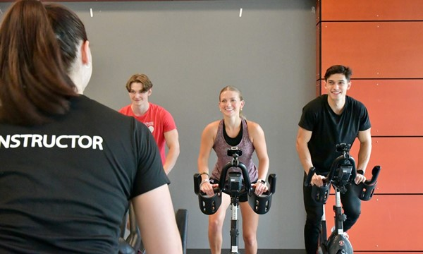 Cycle Express - OwlFit Group Fitness