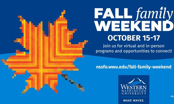 WWU Fall Family Weekend