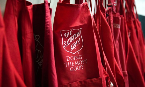 Volunteers Needed at the Salvation Army (South Ft. Myers)