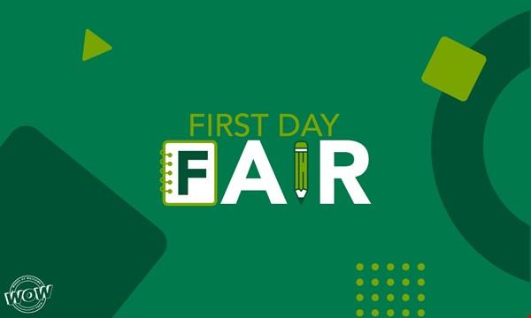 First Day Fair