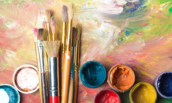 Wellness Workshop: ATOD Paint Party