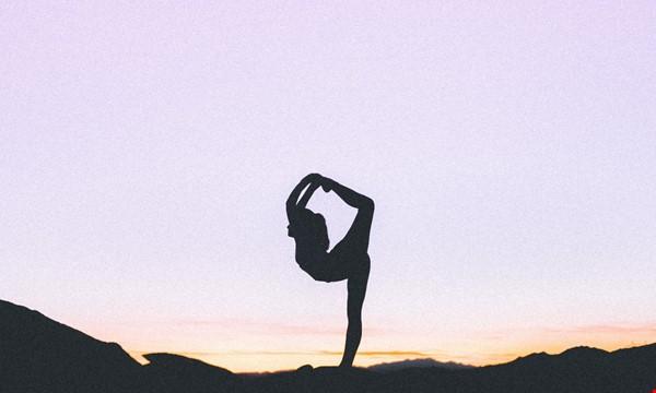 Indoor Yoga!