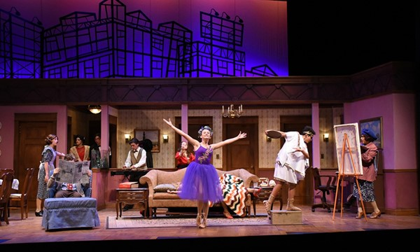 Set Constructors Needed at The Naples Players Scene Shop