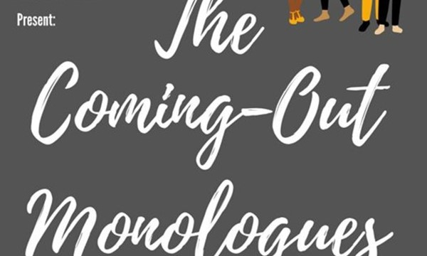 The 9th Annual Coming Out Monologues Project
