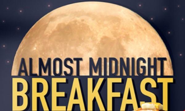 Almost Midnight Breakfast