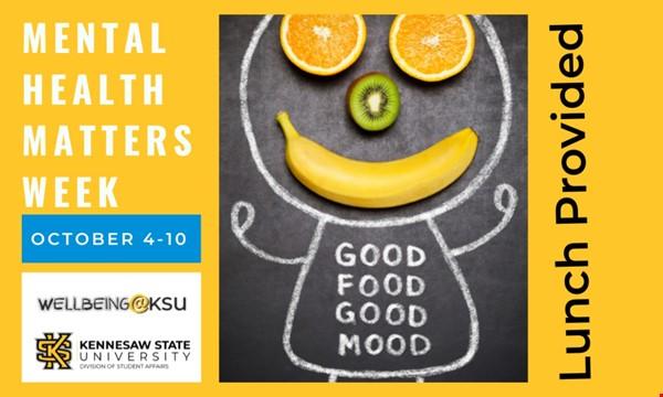 Wellness Workshop: Mood and Food Luncheon