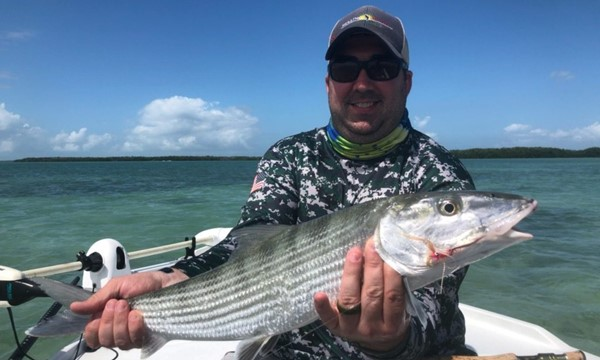 Volunteer Fishing Guides Needed at Fish With a Hero
