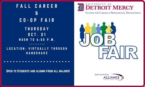 Fall Career & Co-op Fair