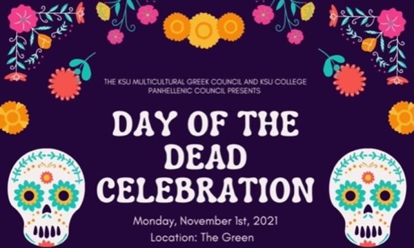 """Day of The Dead Event Featuring """"Coco"""""""
