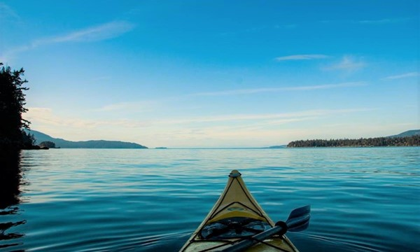 Sunset Sea Kayak