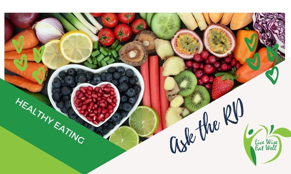 Ask the RD: Pick it or Skip It - Healthy Eating in the Dining Hall